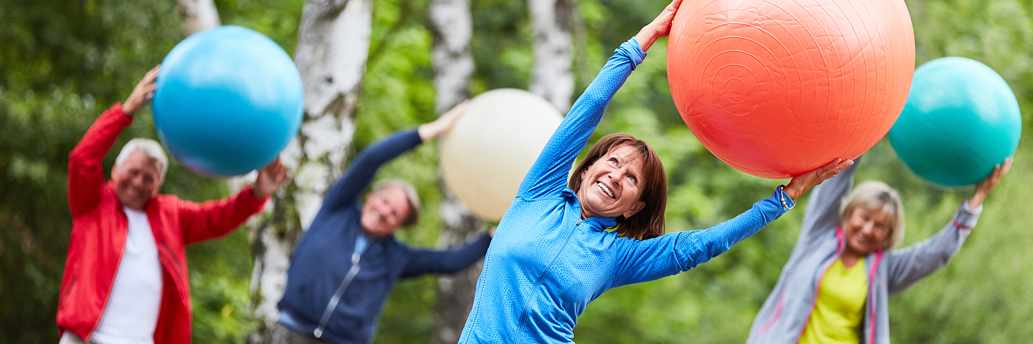 There are many activities for seniors who are trying to stay healthy in retirement — it's just a matter of picking what will make you feel happy and whole.